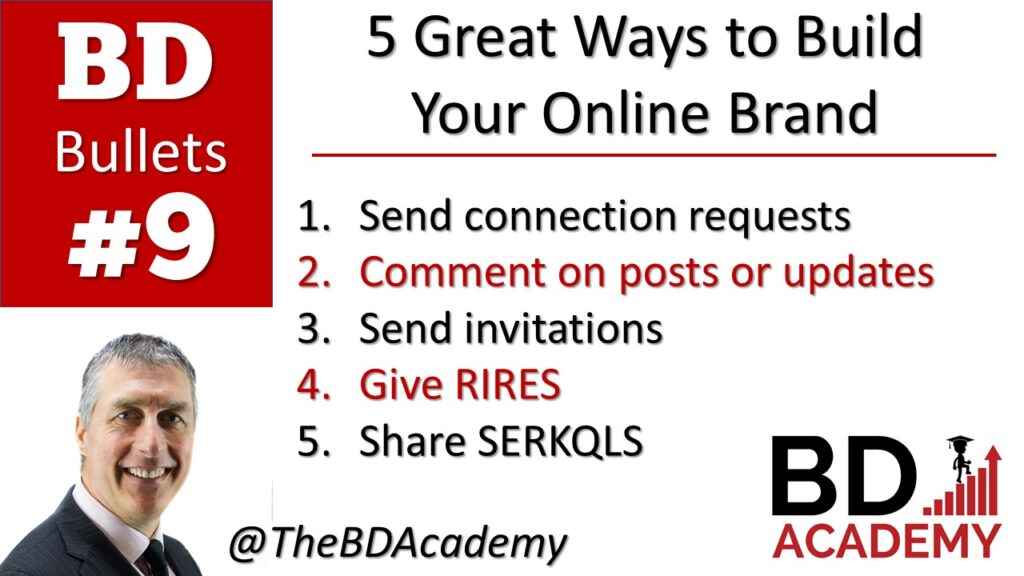 5 Great Ways to Build Your Online Brand
