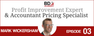 mark wickershamon the BD Academy top 100 club accounting podcast with Rob Brown