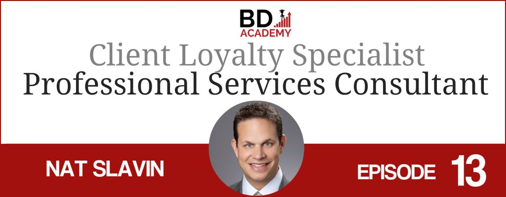nat slavin on the BD Academy top 100 club accounting podcast with Rob Brown