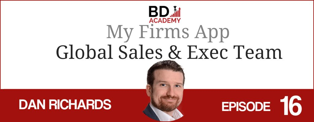 dan richards on the BD Academy top 100 club accounting podcast with Rob Brown