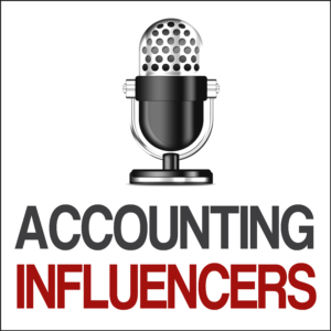accounting influencers podcast hosted by Rob Brown