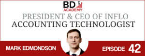 Mark Edmondson on the BD Academy Accounting Influencers podcast with Rob Brown