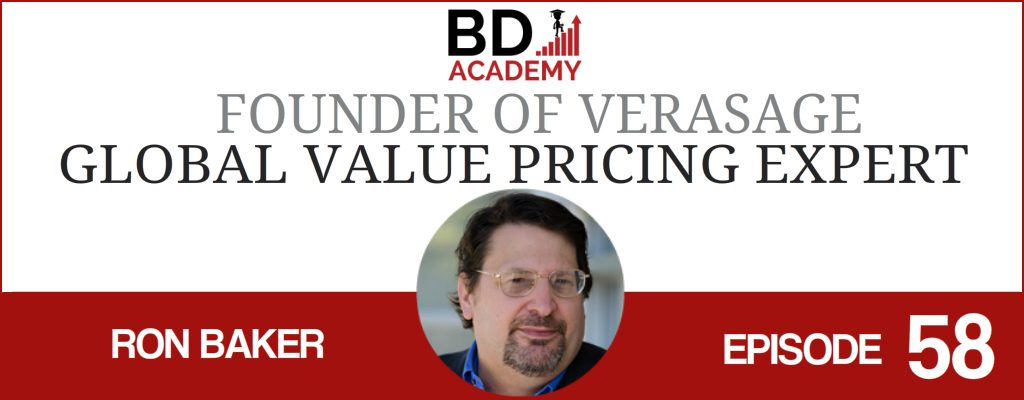 Ron Baker on the BD Academy Accounting Influencers podcast with Rob Brown