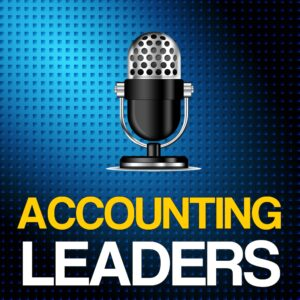 accounting leaders podcast hosted by Rob Brown