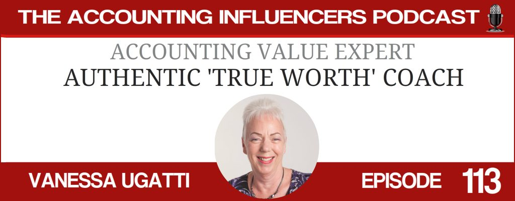 Vanessa Ugatti on the Accounting Influencers podcast with BD Academy founder Rob Brown