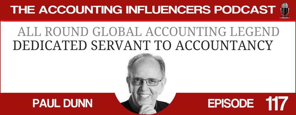 Paul Dunn on the Accounting Influencers podcast with BD Academy founder Rob Brown