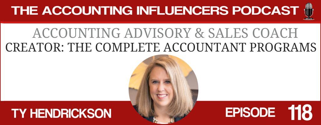 Ty Hendrickson on the Accounting Influencers podcast with BD Academy founder Rob BrownTy Hendrickson on the Accounting Influencers podcast with BD Academy founder Rob Brown